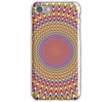 Trippy Optical Illusion iPhone Case/Skin