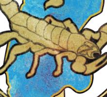 French Desert Survival Sticker