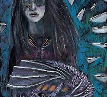 Violet´s companion by Ida Jokela