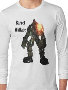 Barret Wallace Long Sleeve T-Shirt