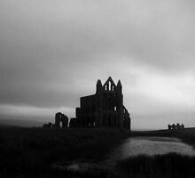 WHITBY ABBEY by NorthernWitch