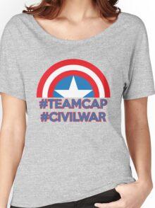 TeamCap Women's Relaxed Fit T-Shirt