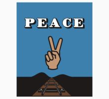 The Road To Peace Baby Tee