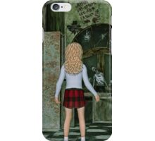 The First Day at Fairview High School - Zombies iPhone Case/Skin