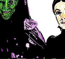 Vastra and Jenny's Criminal Investigations Sticker