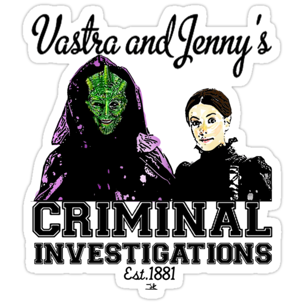 Vastra and Jenny's Criminal Investigations by ShubhangiK