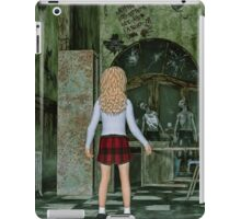 The First Day at Fairview High School - Zombies iPad Case/Skin