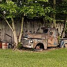 Old Clunker... A Side View by © Bob Hall