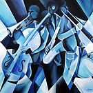 Night Of Jazz 13 by Mandell Maull