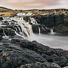 Dunseverick Waterfall by latitude54photo