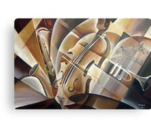 Classical Medley 3 Canvas Print