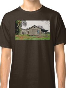 Abandoned Home in the Santa Ynez Valley Classic T-Shirt