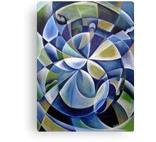 Joy Received Canvas Print
