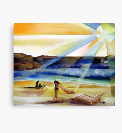 My Paradise 2 Canvas Print