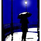 Rainy night by oreundici