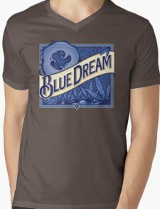 Blue Dream Mens V-Neck T-Shirt