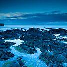View towards Orkney, John O'Groats, Caithness, Scotland by Iain MacLean