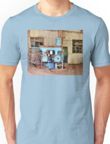 Old Sugar Factory Equipment Unisex T-Shirt