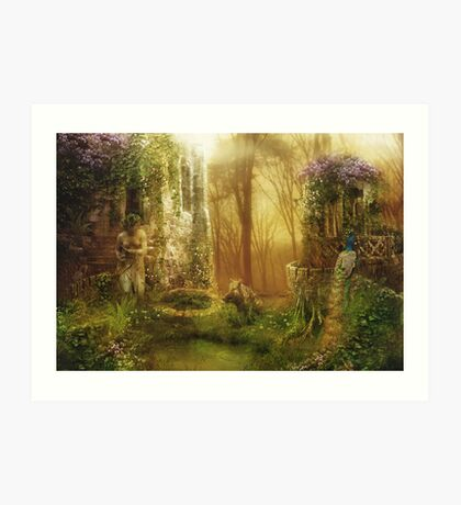 Untamed, Large Scale Art Print