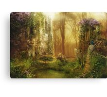 Untamed, Large Scale Canvas Print