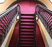 Going up or down by Saraswati-she