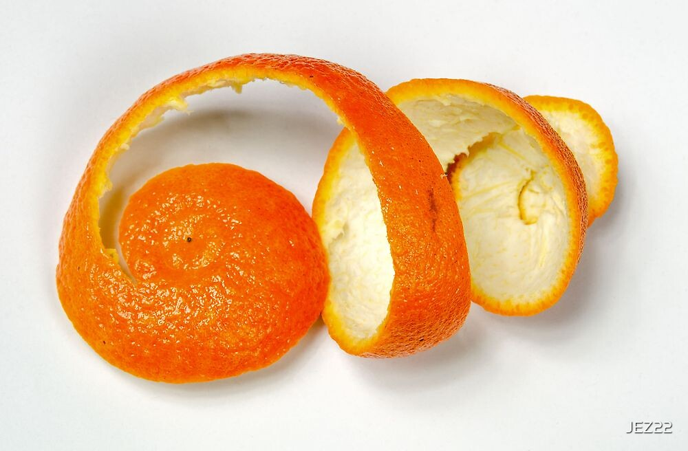 Orange Peel by JEZ22