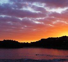 Shelly Beach Sunrise by jlv-