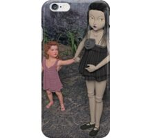 The Doll and Her Child iPhone Case/Skin