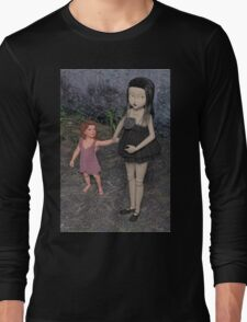 The Doll and Her Child Long Sleeve T-Shirt