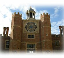 Astronomical Clock - Hampton Court Palace by Lucy Wilson