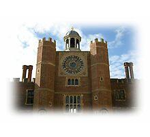 Astronomical Clock - Hampton Court Palace Photographic Print