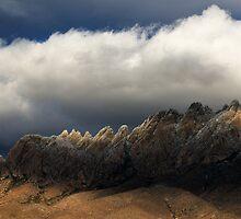 Threatening Skies by Vivian Christopher