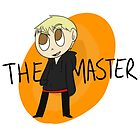 Doctor Who - The Master by GraySea