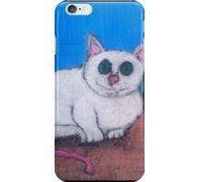 Cat and Yarn iPhone Case/Skin