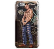 King of The Urban Jungle iPhone Case/Skin