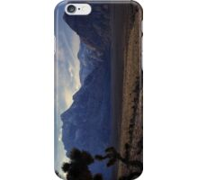 Red Rock Canyon National Conservation Area, Nevada iPhone Case/Skin