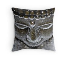 Iced Buddha - 2 Throw Pillow