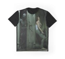 Necrophobia - Zombie Horror  Graphic T-Shirt