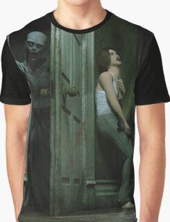 Necrophobia - Zombie Horror  Graphic T-Shirt
