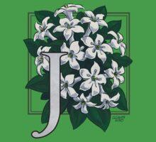 J is for Jasmine Baby Tee
