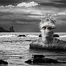 Monumental Beach by Mick Kupresanin