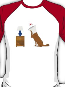 Dog In Love T-Shirt