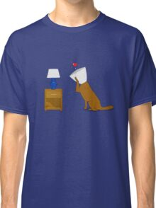 Dog In Love Classic T-Shirt