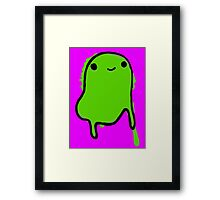 1000 Monsters - #8 - Kristen Framed Print