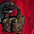 Lock by ivynev