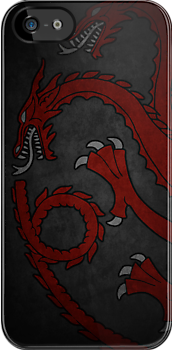 House Targaryen iPhone by chester92