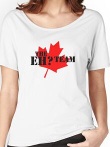 The eh? Team Women's Relaxed Fit T-Shirt