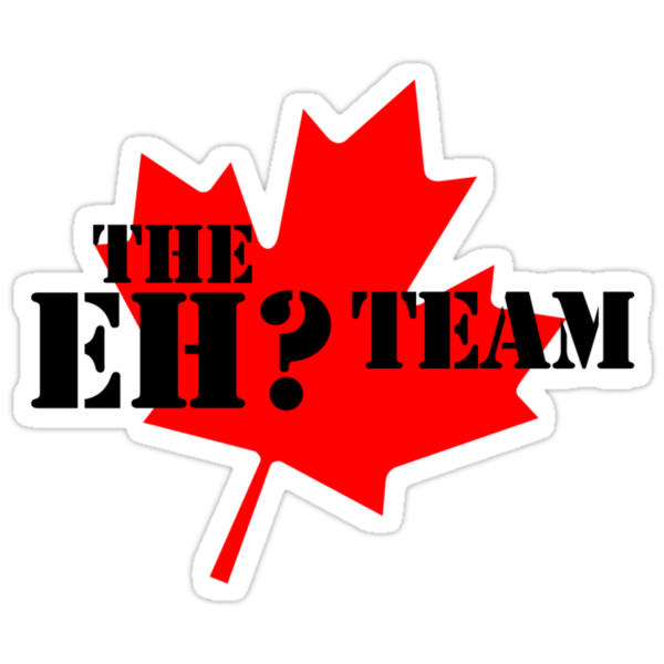 The eh? Team by digerati