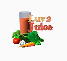 Luv 2 juice by Valxart.com Mens V-Neck T-Shirt
