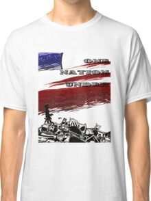 One Nation Under Classic T-Shirt